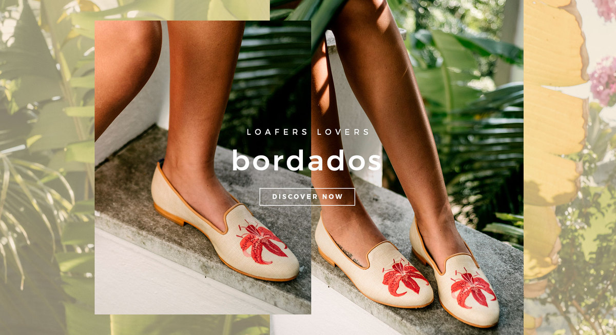 Loafers Lovers Bordados
